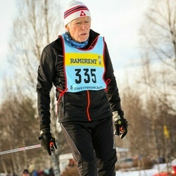 Skiing 90 km - Anders Norén (3356)