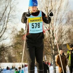 Skiing 90 km - Caroline Johansson (5796)