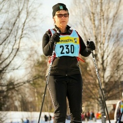 Skiing 90 km - Annette Åhs (2306)
