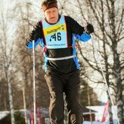 Skiing 90 km - Henrik Smidstrup (1466)