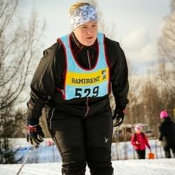 Skiing 90 km - Carolin Carlsson (5296)