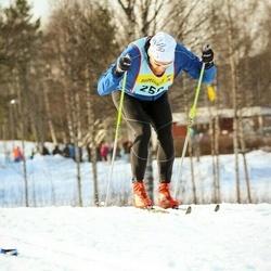 Skiing 90 km - Henrik Jernström (2596)