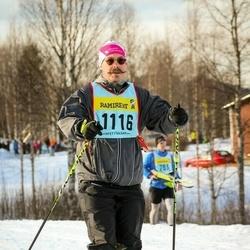 Skiing 90 km - Tore Qvarfordt (11166)