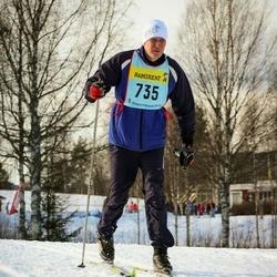 Skiing 90 km - Göran Andersson (7356)