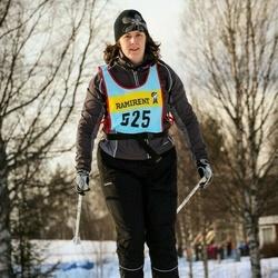 Skiing 90 km - Pernilla Reiser (5256)