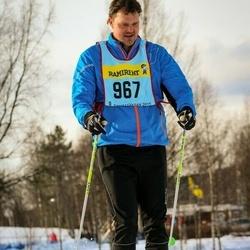 Skiing 90 km - Stefan Wretman (9676)
