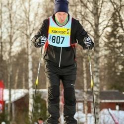 Skiing 90 km - Christer Geberg (8076)