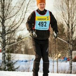 Skiing 90 km - Göran Hagelin (4926)