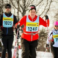 Skiing 90 km - Henrik Kristensen (10236)