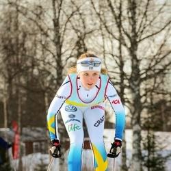 Skiing 90 km - Elvira Sares (1746)