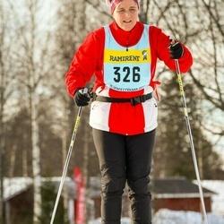 Skiing 90 km - Elisabeth Winnberg (3266)