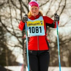 Skiing 90 km - Jeanette Lindberg (10816)