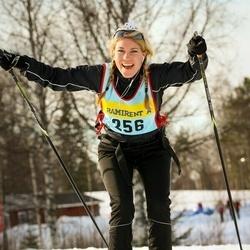 Skiing 90 km - Ina Gruffman (2566)