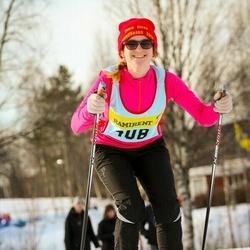 Skiing 90 km - Anna Møinichen Alsos (4086)