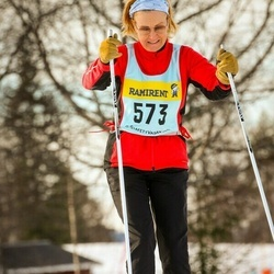 Skiing 90 km - Susanne Berg (5736)