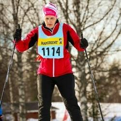 Skiing 90 km - Sonja Leander (11146)