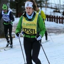 Skiing 90 km - Danielle Feiter (17591)