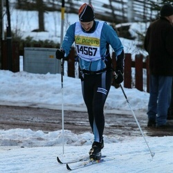 Skiing 90 km - Adam Backlund (14567)