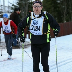 Skiing 90 km - Björn Jakobsson (12184)