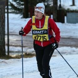 Skiing 90 km - Åsa Norrblom (17715)