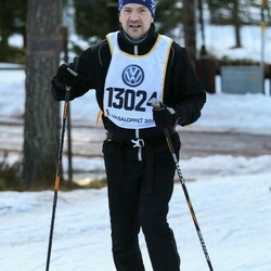 Skiing 90 km - Mats Ahlgren (13024)