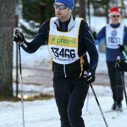 Skiing 90 km - Magnus Petersson (13466)