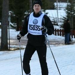 Skiing 90 km - Alex Sundstedt (15035)