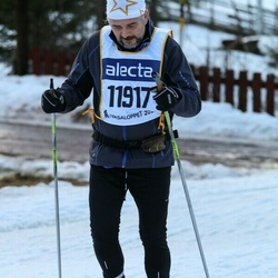 Skiing 90 km - Anders Nystedt (11917)
