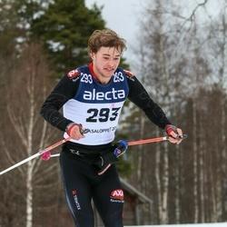 Skiing 90 km - Axel Bergsten (293)