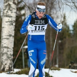Skiing 90 km - Björn Hänninen (115)