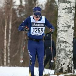 Skiing 90 km - Fredrik Hansson (1256)