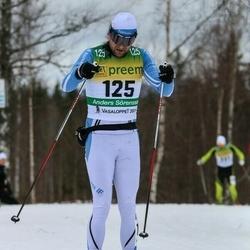 Skiing 90 km - Anders Sörensson (125)