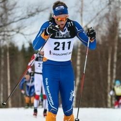 Skiing 90 km - Henrik Sollie (211)