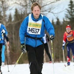 Skiing 90 km - Anders Henningsson (14537)