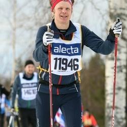 Skiing 90 km - Daniel Crafoord-Larsen (11946)