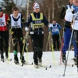 Skiing 90 km - Janne Britt Hansen (17399)