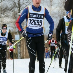 Skiing 90 km - Björn Kajs (12699)