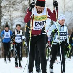 Skiing 90 km - Christer Broström (12401)
