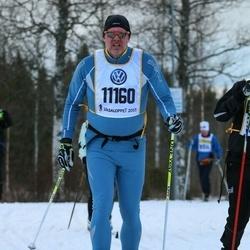 Skiing 90 km - Anders Svensson (11160)