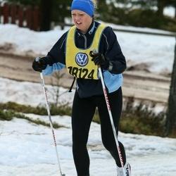 Skiing 90 km - Caroline Zandin (18124)