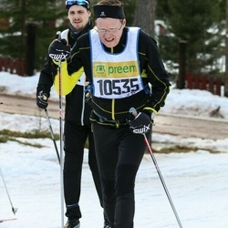 Skiing 90 km - Åke Iverfelt (10535)