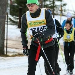 Skiing 90 km - Anders Palmqvist (13445)