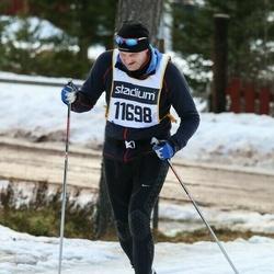 Skiing 90 km - Björn Lindberg (11698)