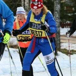Skiing 90 km - Charlotte Rydefjärd (18317)