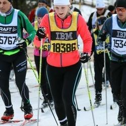 Skiing 90 km - Elin Wettefalk (18386)