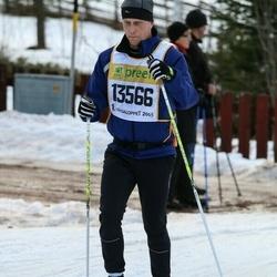Skiing 90 km - Erik Andersson (13566)