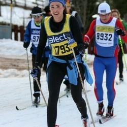 Skiing 90 km - Lovisa Nilsson (17933)