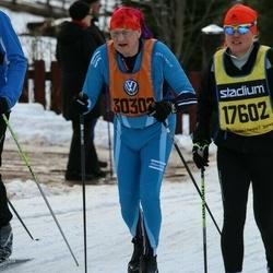 Skiing 90 km - Nils Eklund (30302)