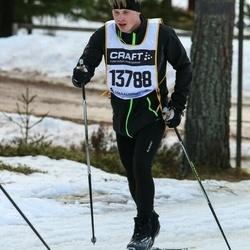 Skiing 90 km - Jacob Husberg (13788)