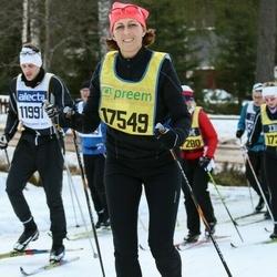Skiing 90 km - Elin Renemark (17549)